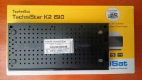 Set-top-box TechniStar K2 ISIO pro kabelovou TV